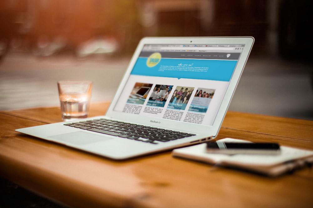 Macbook Demo TASB website