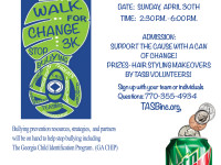 walk for change