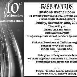 TASB award invite 171